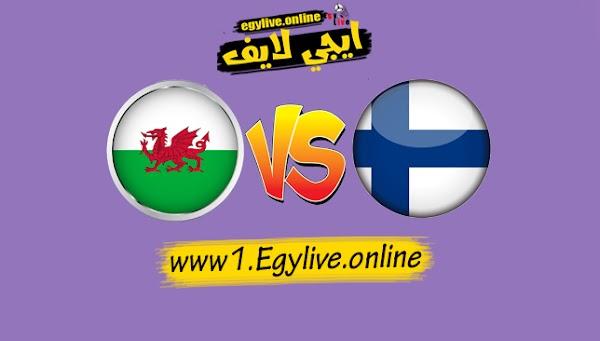 نتيجة مباراة ويلز وفنلندا اليوم بتاريخ 03-09-2020 في دوري الأمم الأوروبية