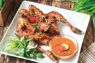 Resep Ayam Taliwang Asli Khas Lombok yang Sangat Enak dan Lezat, ayam taliwang, resep ayam, resep masakan khas, resep masakan sehari hari, resep rumahan, ayam taliwang asli lombok