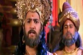 Sinopsis Mahabharata Episode 137 - Undangan Bermain Dadu dari Hastina