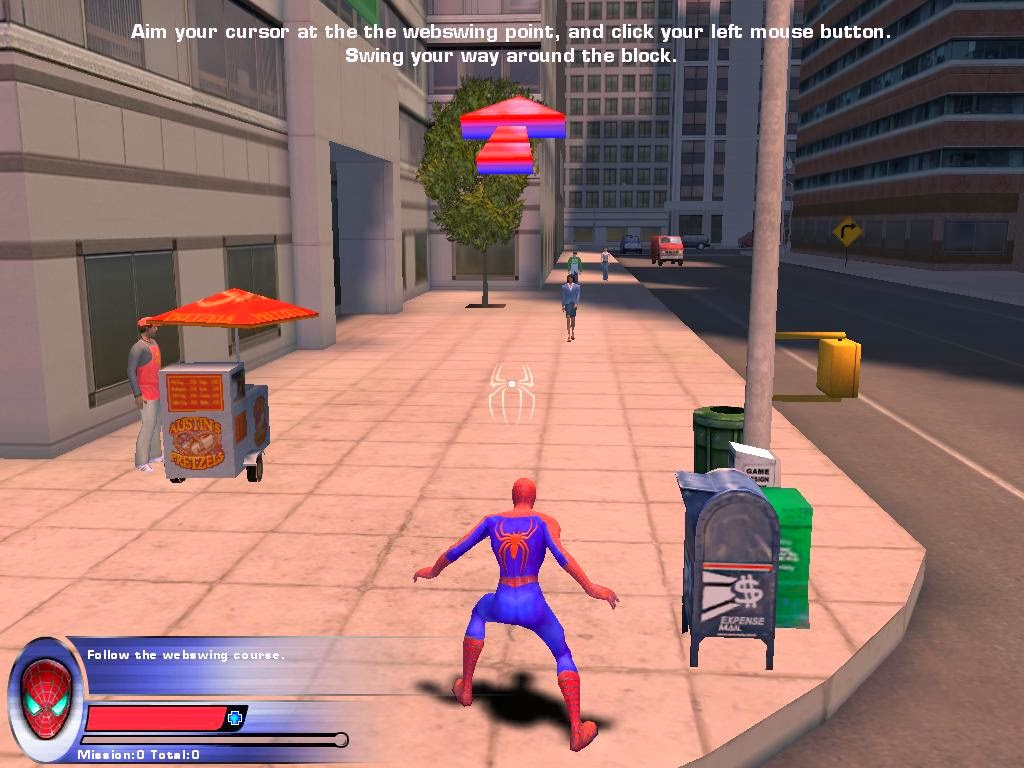 download spiderman for pc