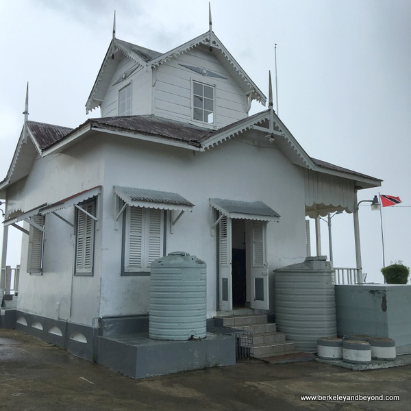 signal house at Fort George in Port of Spain, Trinidad