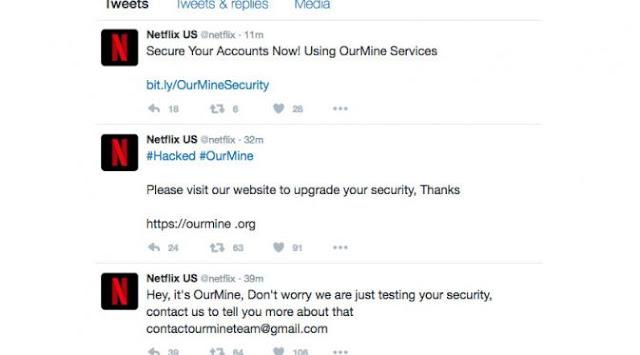 Twitter Netflix Dikerjai Hacker!