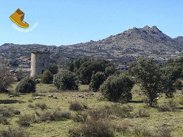 Torre-Castillo de Mirabel en Puentes Viejas