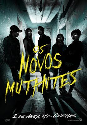 Os Novos Mutantes ganha novo pôster