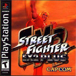 Download Street Fighter EX2 Plus (1998) PS1 Torrent