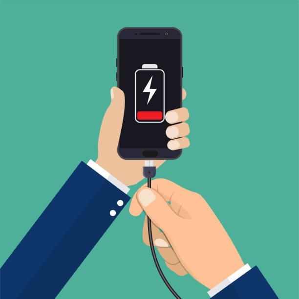 phone charging slowly