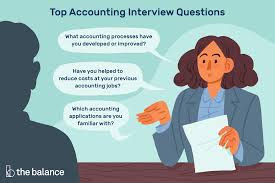 Basic Accounting Questions For Interview