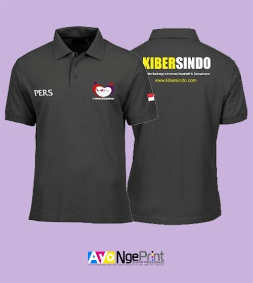 Konveksi Seragam Sablon Kaos & Bordir Baju Polo Tshirt di Duren Sawit, Jakarta Timur