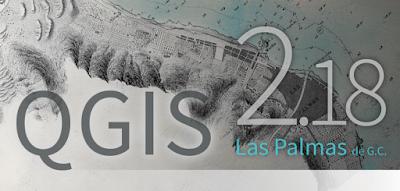 QGIS 2.18 'Las Palmas'