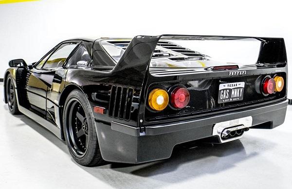 Ferrari F40 de Gas Monkey