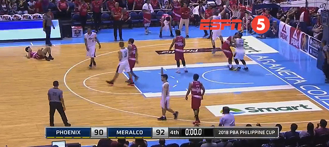 Meralco def. Phoenix, 92-90 (REPLAY VIDEO) February 14