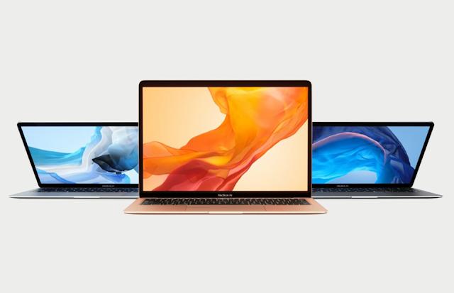 أبل تكشف عن MacBook Air 2018 مع تصميم جديد ومواصفات محسنة