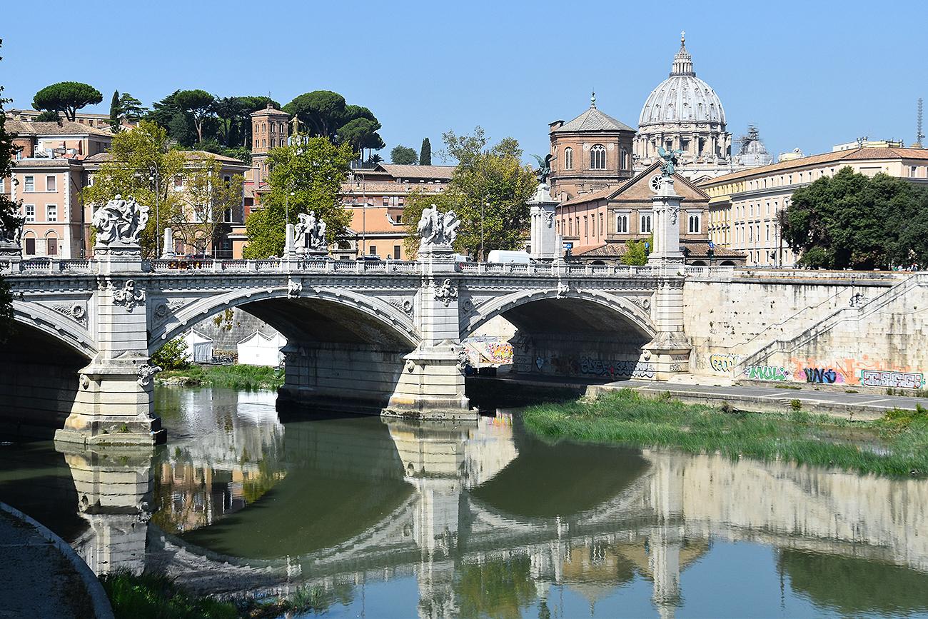 travelblogger,Rome, Italy