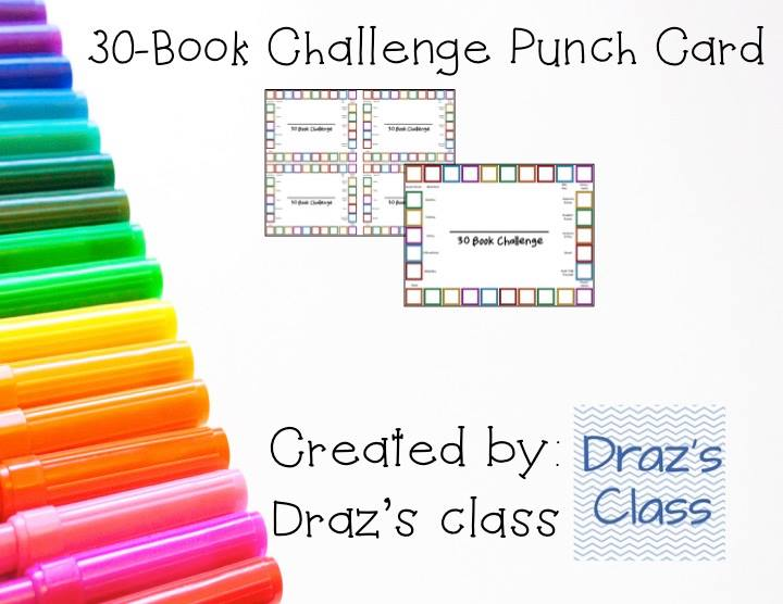 30 Book Punch
