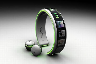 Innovative Wristbands and Cool Bangle Gadgets (10) 8