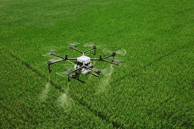 dji drone agriculture drone