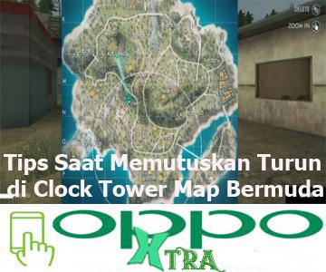 Tips Saat Memutuskan Turun di Clock Tower Map Bermuda