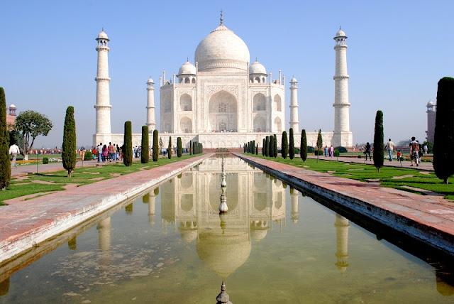 Taj Mahal, 7 Wonders of the world