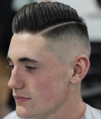 gaya rambut jambul laki laki terbaru paling keren yang