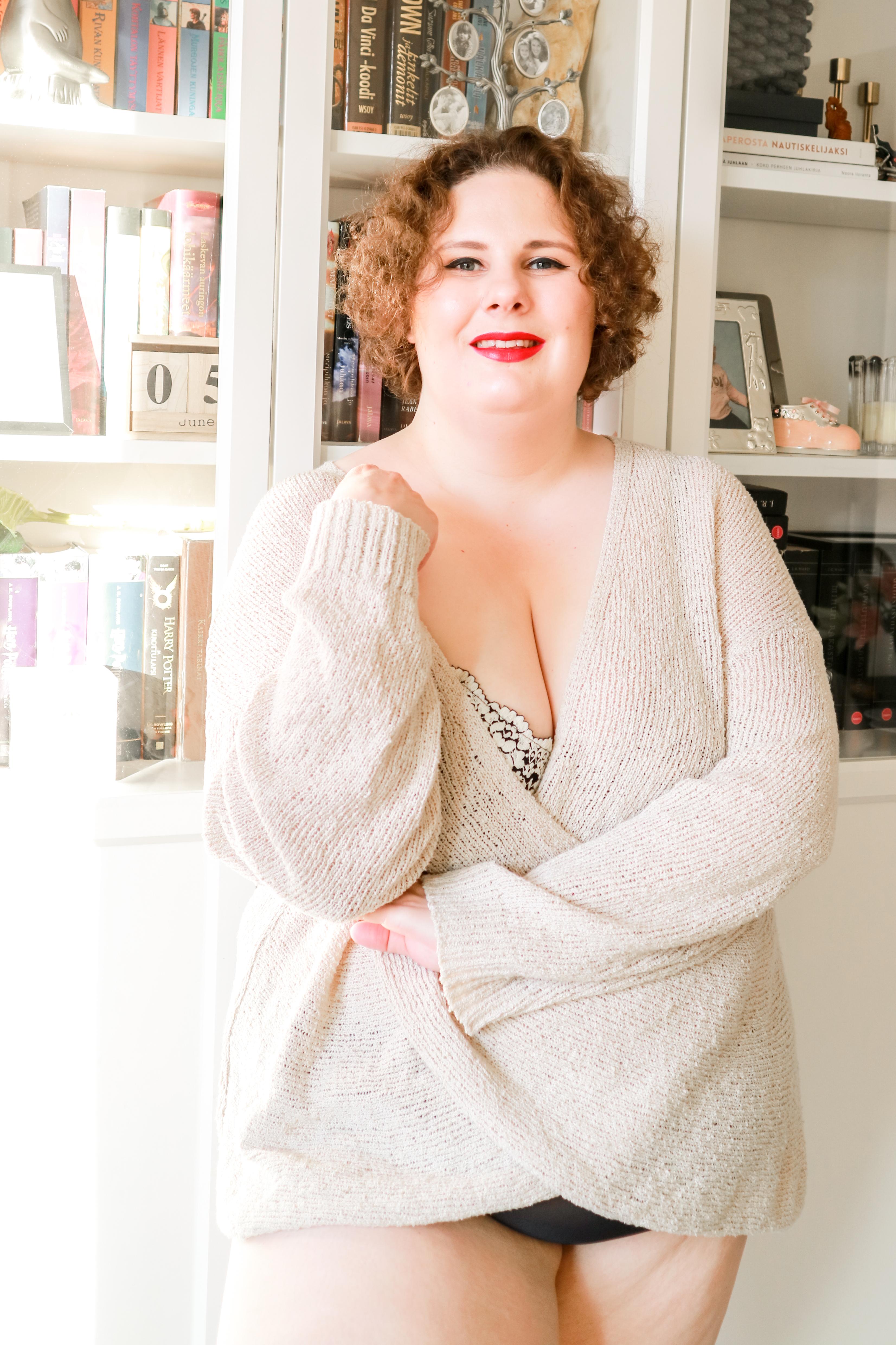 Big mamas home by Jenni S. Seksistä puhumisen vaikeus
