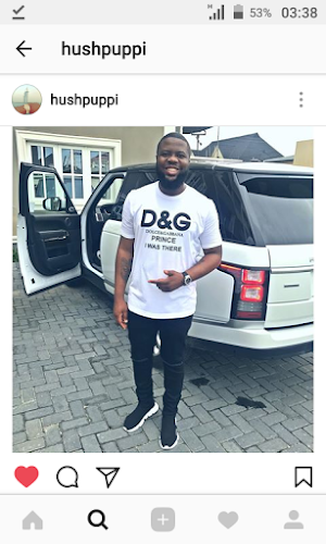 Instagram Celeb HushPuppi Finally Unveils What He Does For a Living