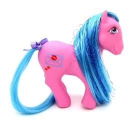 My Little Pony Kiss 'n Tell Year Ten Sweet Kisses Pony G1 Pony
