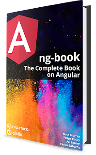 best book to learn Angular framework