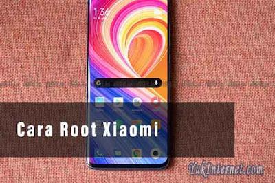 cara root xiaomi semua tipe tanpa pc