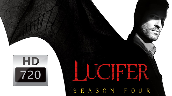 Lucifer (2019) Temporada 4 Web-DL 720p Latino-Castellano-Ingles