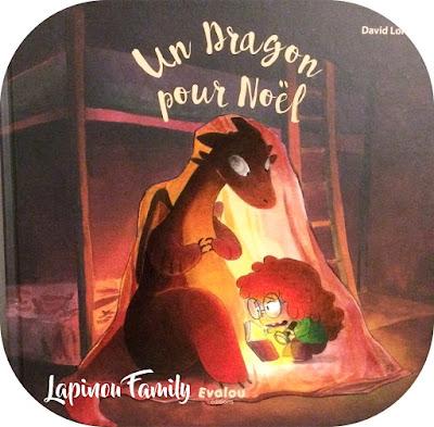 dragon pour noel evalou