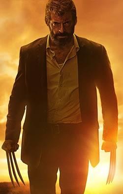 Película Logan, la última de Jackman como Wolverine