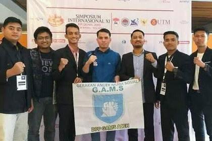 4 Droe Anggota GAMS Aceh Ikôt Symposium International XI di Malaysia