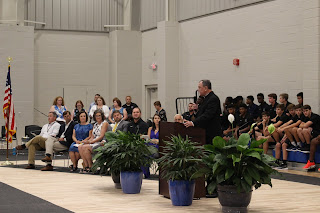 Montgomery Catholic Preparatory School Celebrates the Dedication of New Athletic Facility 2