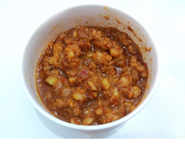 sambal nanas