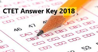 CTET 2018 Answer Key to be released today