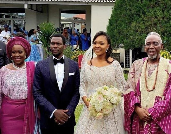 Olu-Jacobs-Ajoke-Silva-sons-wedding