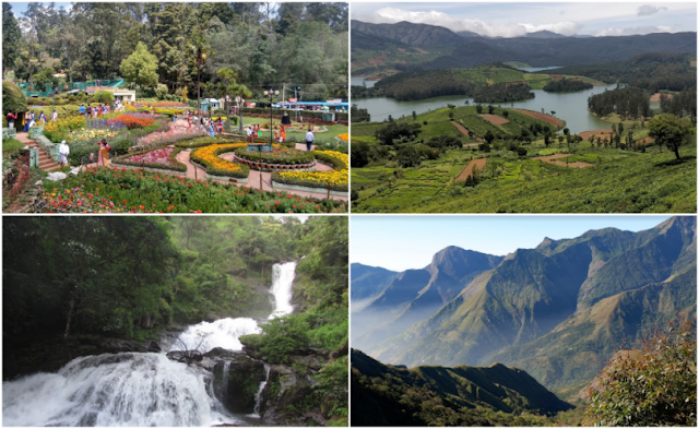 How to reach Kodaikanal?