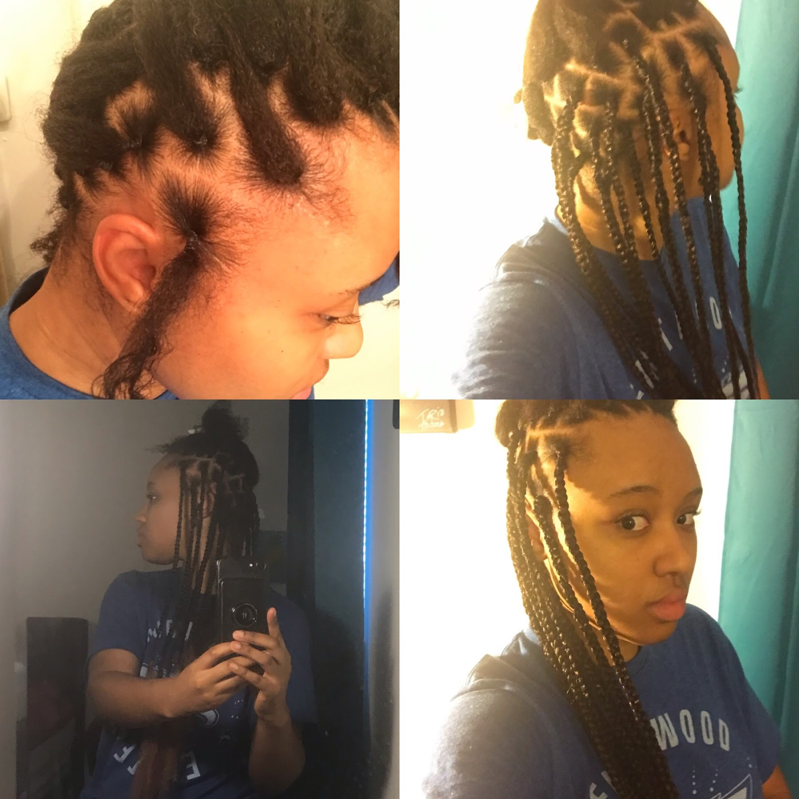 Desire My Natural Product Review Sensationnel Jumbo Braid