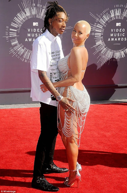 No Going Back!wiz Khalifa Files Official Response To Amber