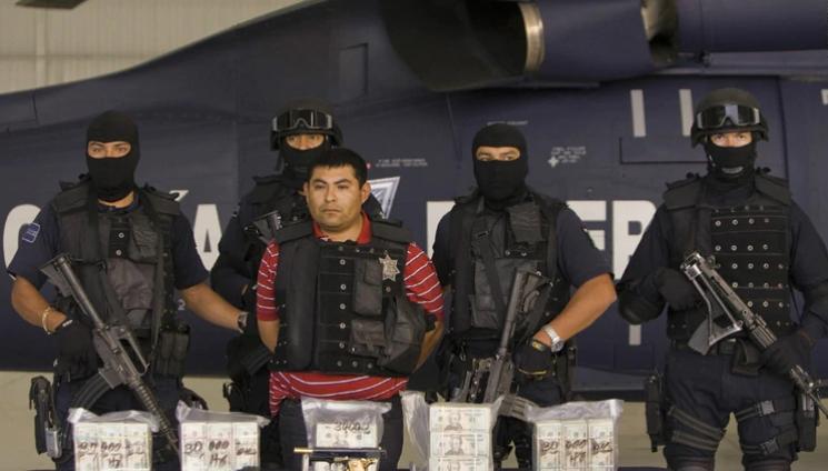 """Jaime González """"El Hummer"""" de Ex-Militar Élite a fundador de los sanguinarios Zetas y ejecutor de """"El Gallo de Oro"""" Valentín Elizalde"""