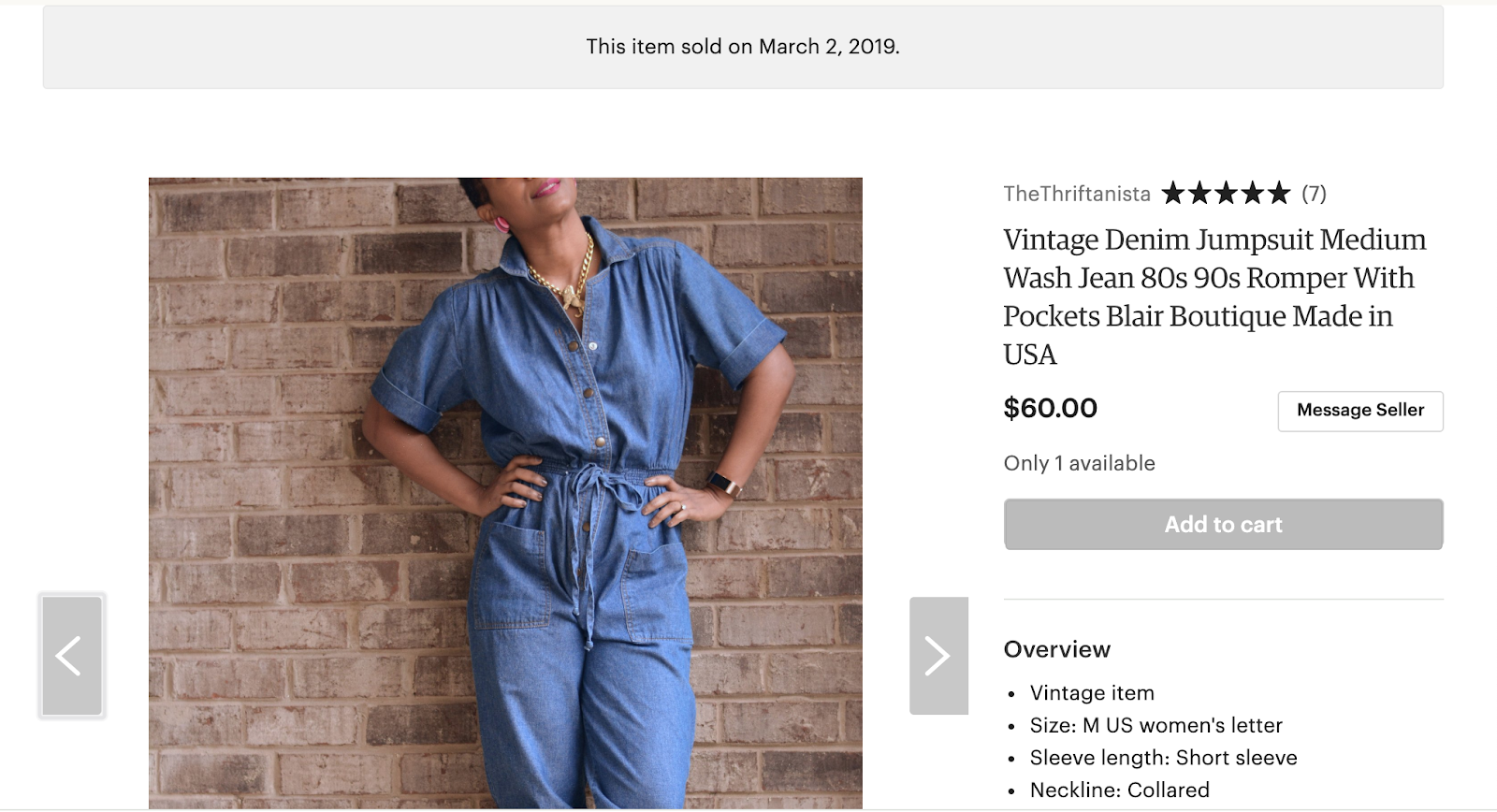 flipping thrift store finds on ebay, poshmark, and etsy