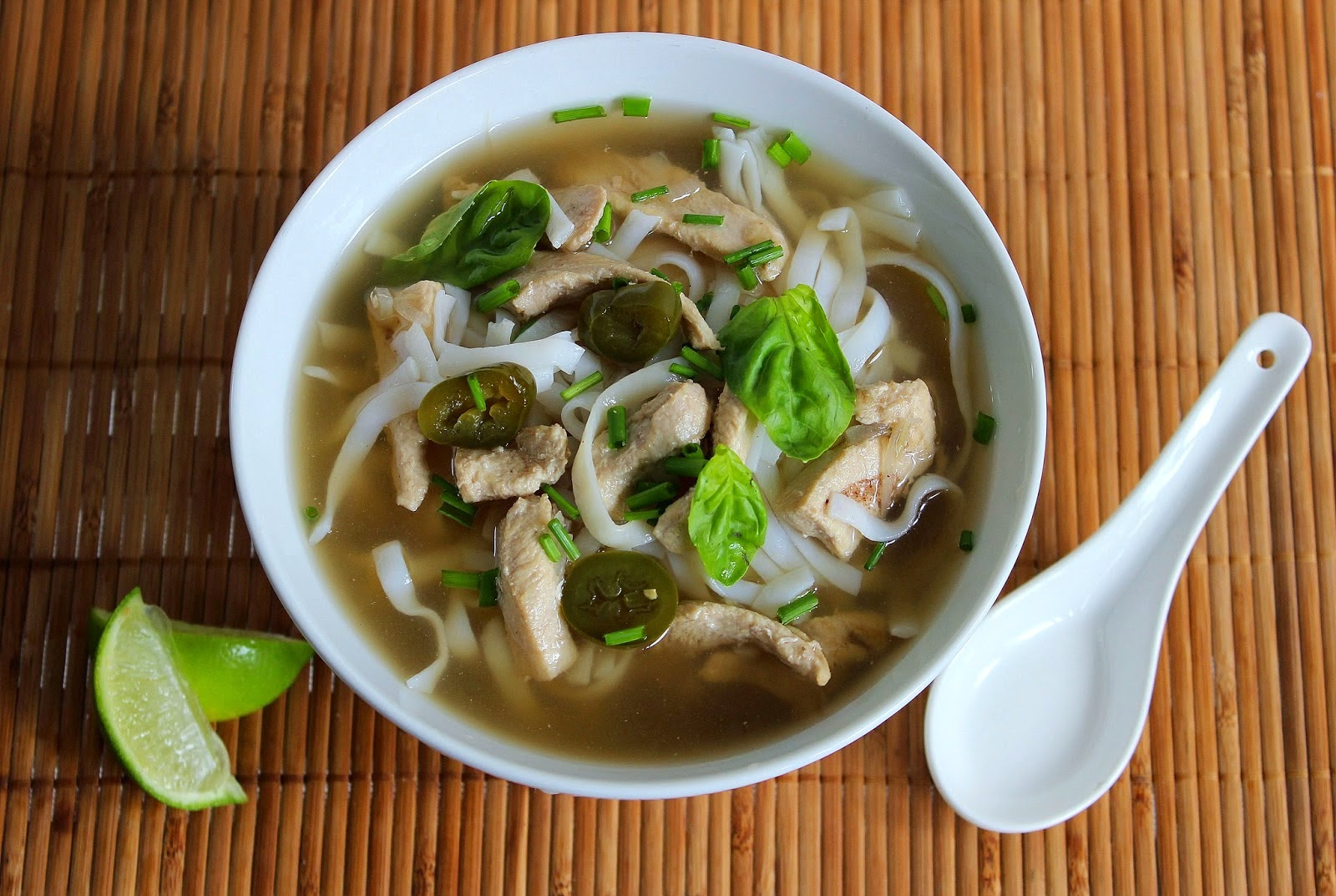 Featured Recipe | Chinese Five Spice Chicken Noodle Soup from PicNic #SecretRecipeClub #recipe
