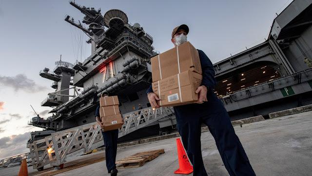 """EE.UU. retira repentinamente sus bombarderos B-52 de Guam, días después de realizar una """"demostración de fuerza"""""""