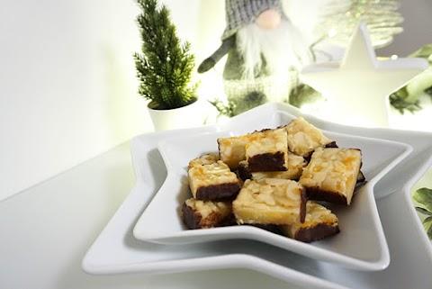 Florentiner Kekse mit Mürbteigboden