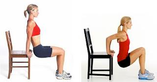 """<img src=""""flexiones-con-silla.jpg"""" alt=""""las flexiones con silla ayudan a reafirmar los bíceps y los tríceps"""">"""