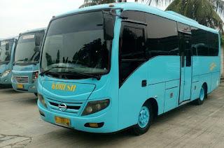 Sewa Bus Medium Jakarta Pusat