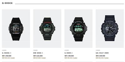 Bangga menggunakan jam tangan original
