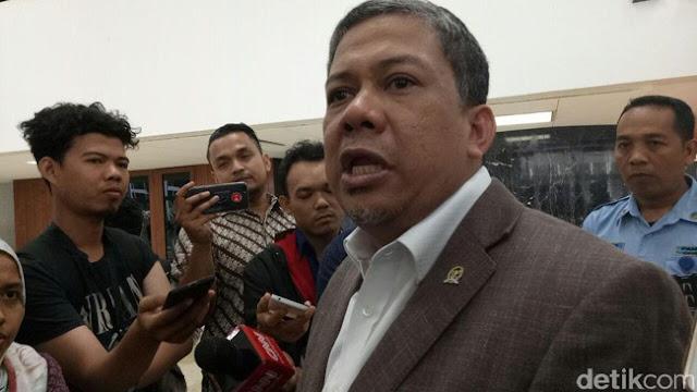 Malu Kebusukannya Dibongkar Habis Auditor BPK , Fahri Hamzah Tuntut Jokowi...