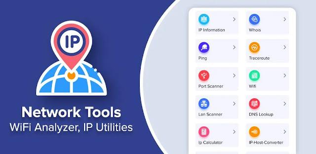 تنزيل Network Tools