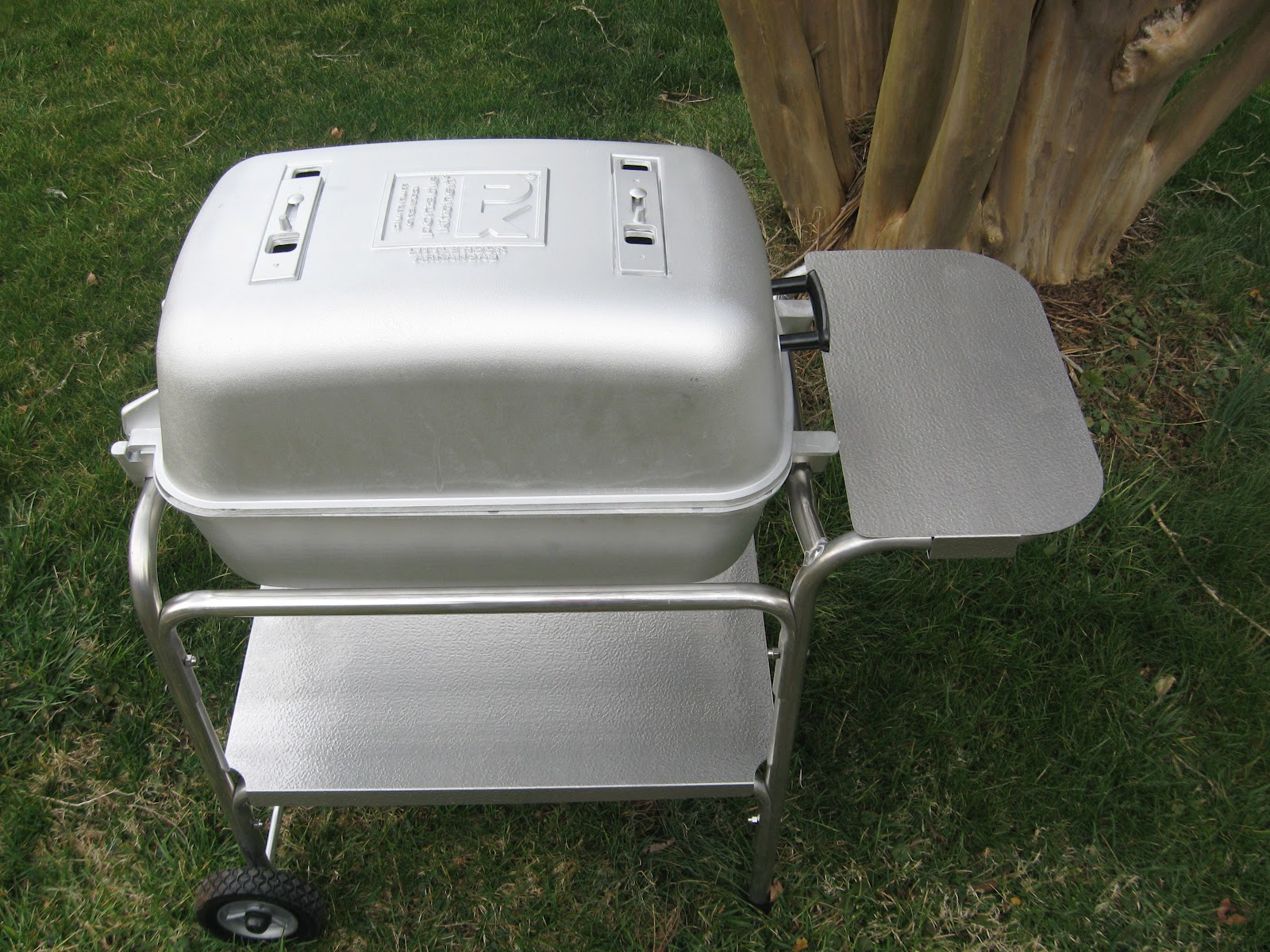 Barbecue Master Clr Grease Magnet Makes Cleaning Grills